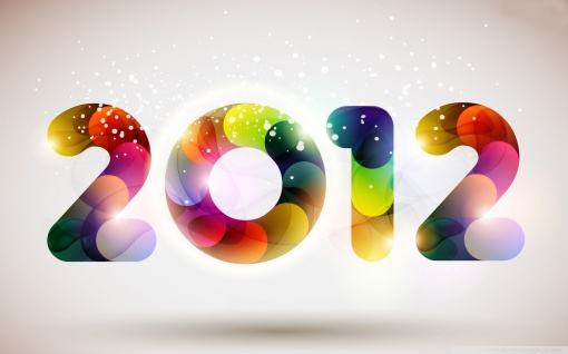 Happy 2012 New Year...
